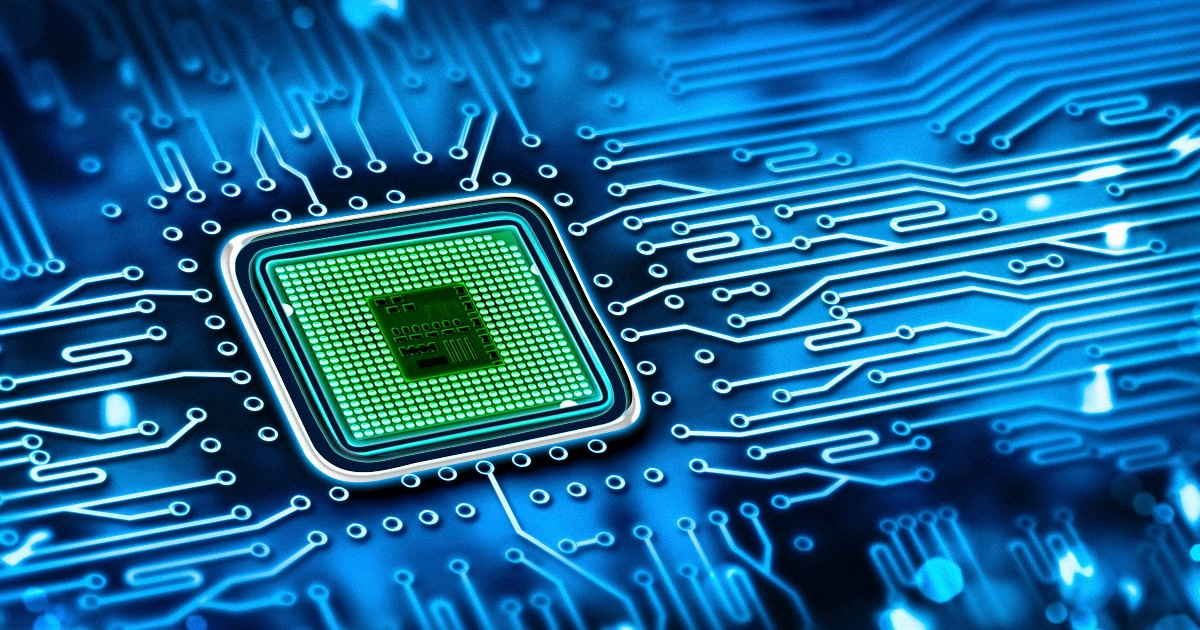 Blue Chip Semiconductor With Growth Potential