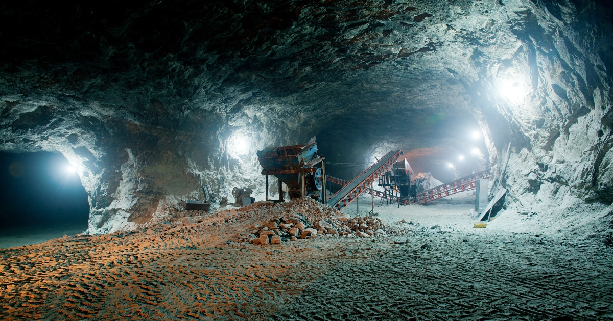 A Mining Industry Staple and Portfolio Darling